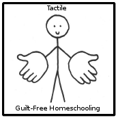 Tactile Learners — Guilt-Free Extras!