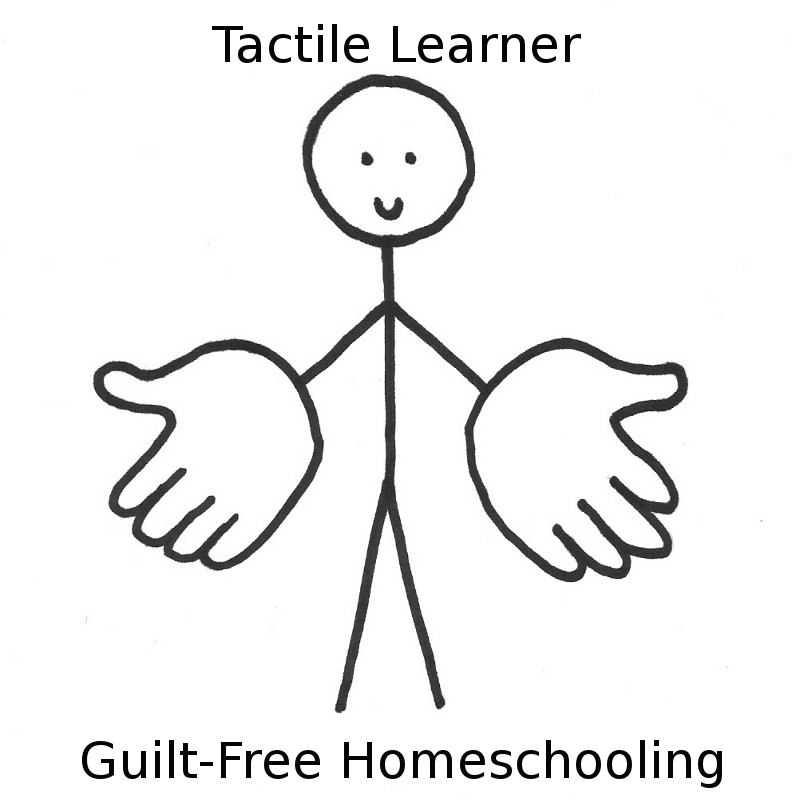 Tactile learning style examples
