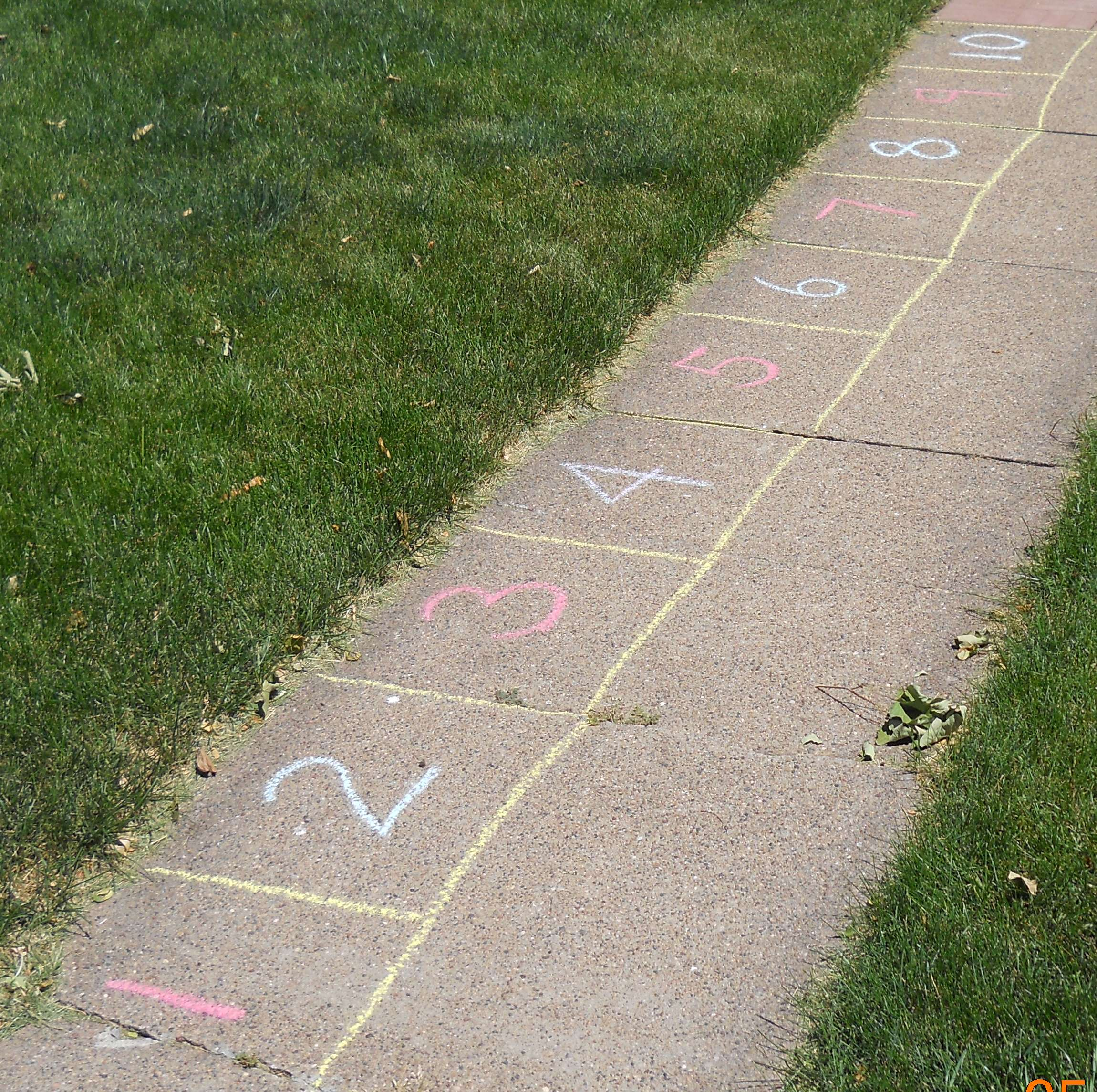 Workshop Wednesday: Hopscotch – A Powerful Learning Game — Guilt ...
