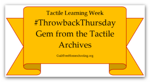 #ThrowbackThursday Gem from Tactile Archives