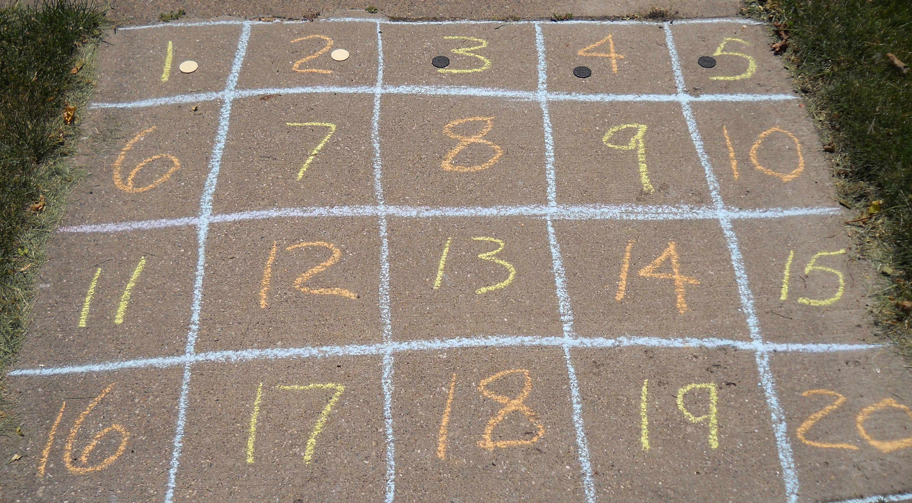 Workshop wednesday hopscotch a powerful learning game guilt does ibookread Download